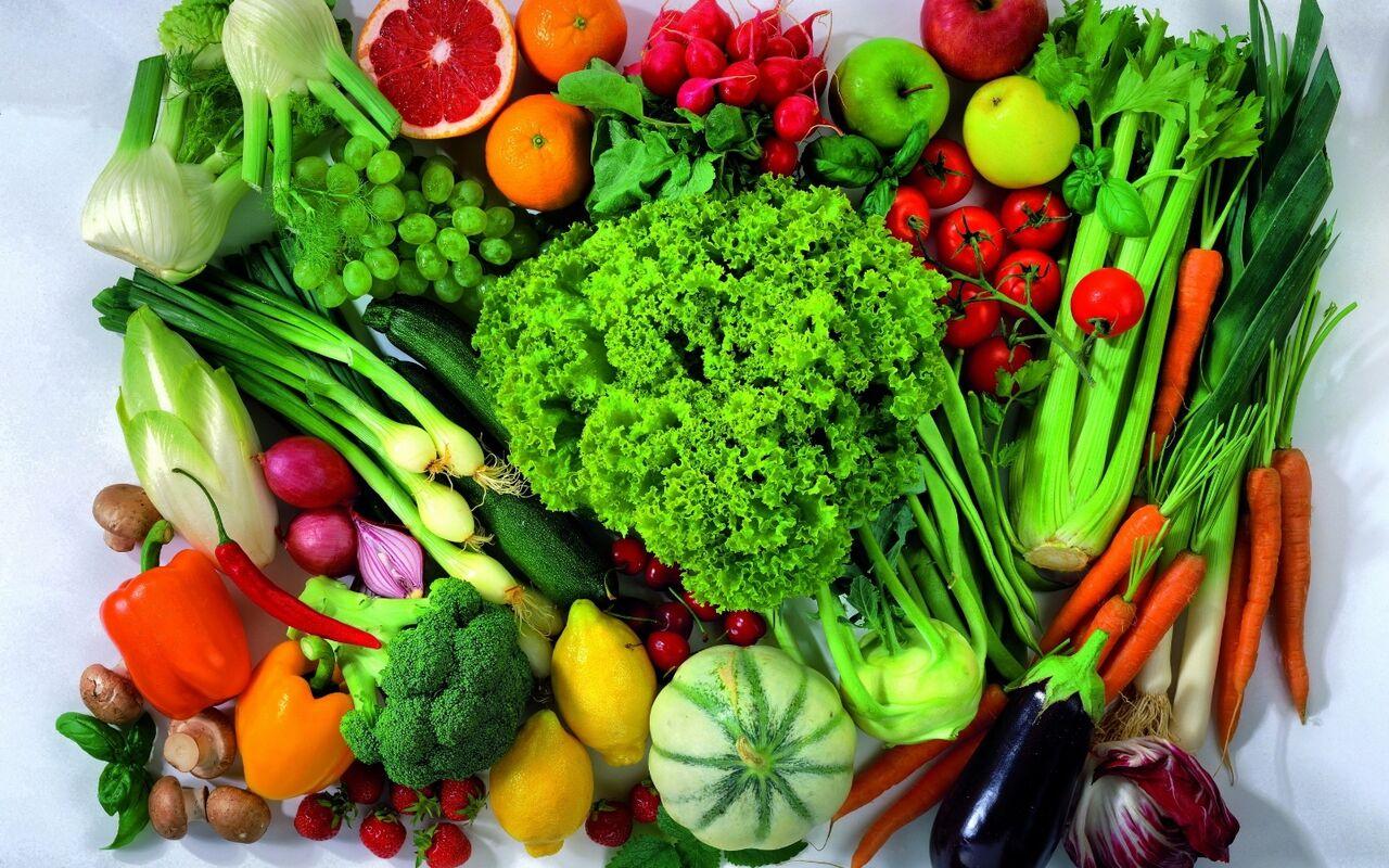 سبزیجاتی که باید حتما در رژیم غذایی تابستانه خود بگنجانید!