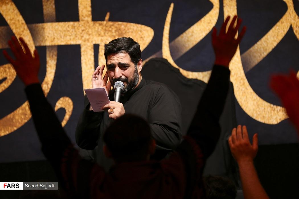 مراسم عزاداری شب شهادت امام جواد (ع)